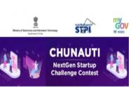 CHUNAUTI start-up challenge contest: STPI selects 1820 firms for next round and 111 for presentation